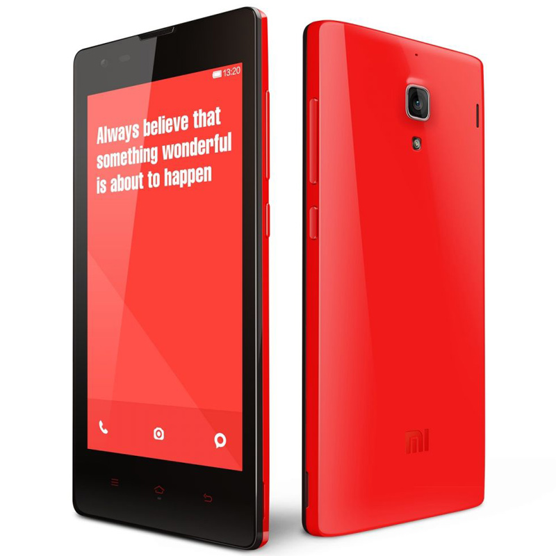 Xiaomi Redmi 1s  U2013 Deep Specs