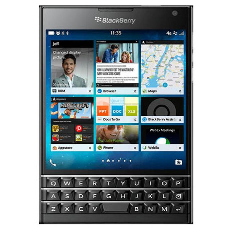 BlackBerry Passport phone specification and price – Deep Specs