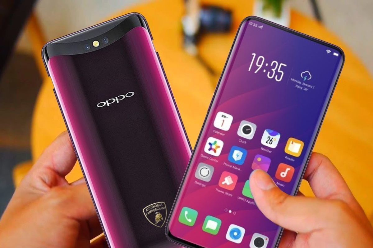Oppo Find X Lamborghini Edition Full Phone Specifications Deep Specs