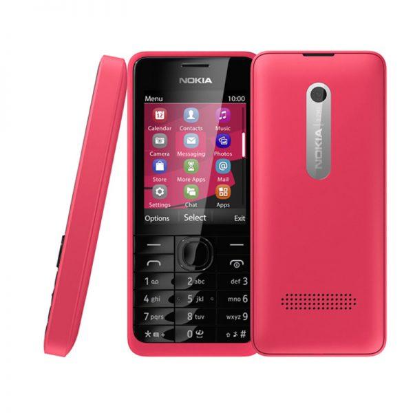Nokia 301 flash file