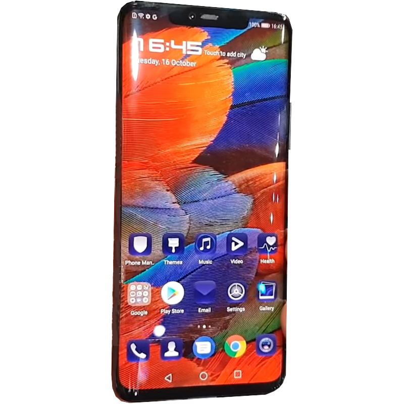 huawei mate 20 rs porsche design phone specification and. Black Bedroom Furniture Sets. Home Design Ideas