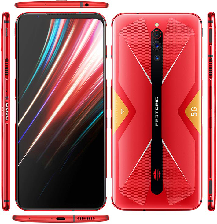 ZTE nubia Red Magic 5G Phone Specifications And Price ...